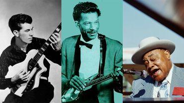 Dr Boogie: séquences spéciales Link Wray, Lightnin'Slim et Roosevelt Sykes