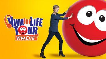 Viva for Life vient à votre rencontre grâce au VFL Tour!