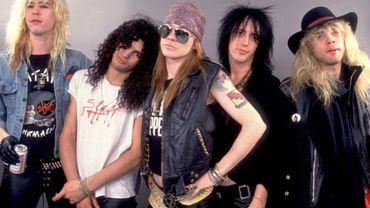 Guns N' Roses retrouve son line-up?