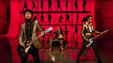 """Green Day, dans leur nouveau clip """"Father Of All…""""."""