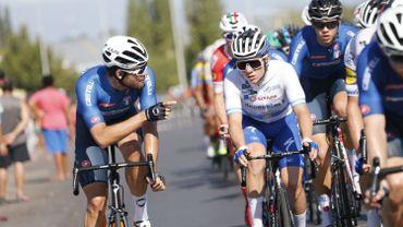 Remco Evenepoel chef de file des Deceuninck-Quick Step au Tour de l'Algarve