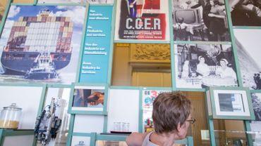 Vue de l'expo