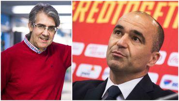 Rodrigo Beenkens donne son avis sur la prolongation de contrat de Roberto Martinez