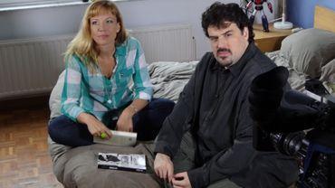 Stéphanie Coerten et Michel Dufranne