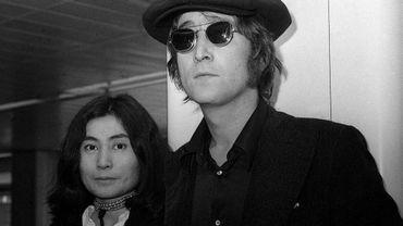 Les lunettes de soleil rondes de John Lennon bientôt aux enchères