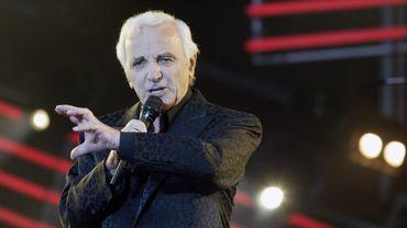 """Charles Aznavour sort un nouvel album """"Encores"""""""