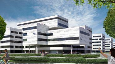 Projet du futur hôpital - rendu final entrée.