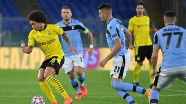 Défaite pour Dortmund et ses Belges