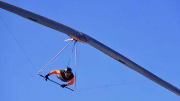 Photo Tom Weissenberger - Jochen Zeischka - Deltaplane