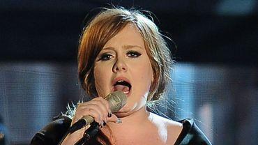 """Le prochain album de la chanteuse britannique Adele pourrait s'appeler """"25"""""""