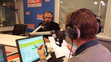Olivier Vanderhaegen travaille comme fonctionnaire de prévention à Molenbeek.