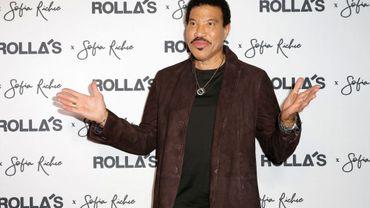 """Lionel Richie, auteur du célèbre """"We are the world""""."""