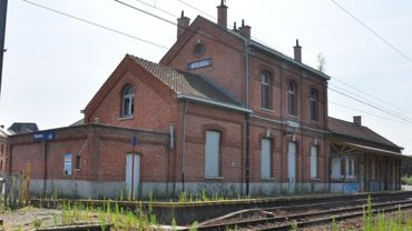 500.000 euros pour rénover la gare de Boussu.