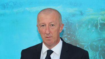 Jean-Pierre Bourdeaud'Huy, tête de liste MR à Mont-de-l'Enclus