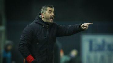 """Custovic : """"J'ai pris les trois points et je mefous des situations litigieuses"""""""