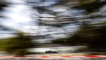 Sergio Perez est de retour après avoir déclaré forfait à la suite d'un test positif au Coronavirus