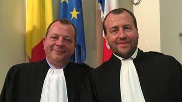 Maîtres Rivière et Bouthor
