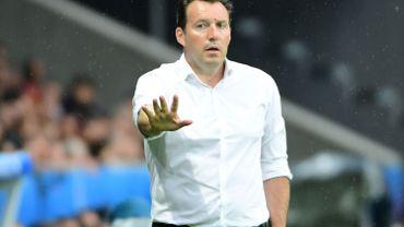 Marc Wilmots dément tout contact avec Wolfsburg