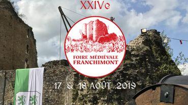 Redécouvrez les gestes du forgeron à la 24ème Foire Médiévale au château de Franchimont