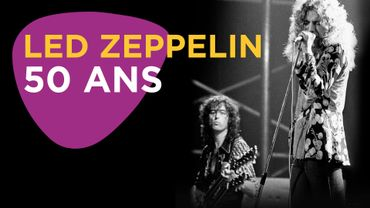 Led Zeppelin: 50 ans