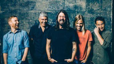 Foo Fighters en Belgique cet été!