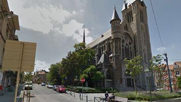 L'église Saint-Antoine, à Etterbeek.