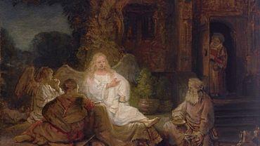 """""""Abraham et les trois anges"""" sera proposé aux enchères en janvier prochain"""