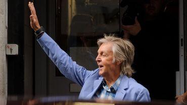 Paul McCartney partage son admiration pour Bob Dylan