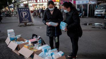 Coronavirus: la Chine annonce son premier décès dû au coronavirus depuis huit mois