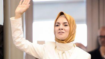 Mahinur Ozdemir citée pour un poste d'ambassadrice en Algérie.