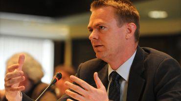 Hendrik Bogaert (CD&V) est nommé Secrétaire d'Etat à la Fonction publique et à la Modernisation des Services publics