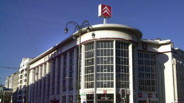 Concours d'architecture pour le pôle culturel Citroën: 92 candidatures reçues