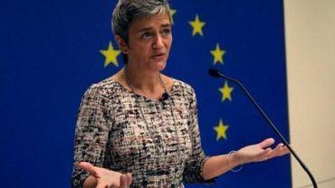 Le prix Women of Europe récompense la commissaire européenne Margrethe Vestager