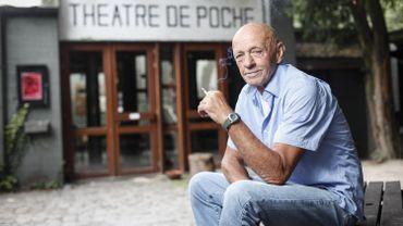 Roland Mahauden a été président puis vice-président du Théâtre de Poche