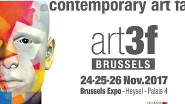 Art3f - Foire internationale d'art contemporain.