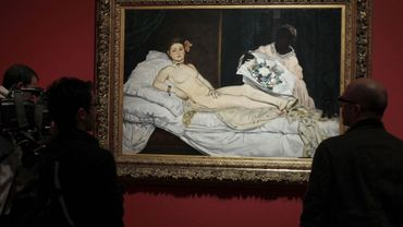 """Olympia"" d'Edouard Manet"