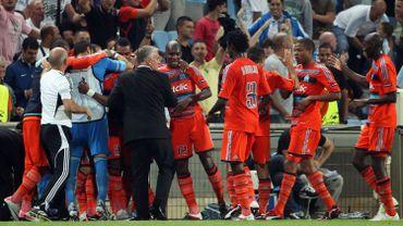 Coupe de la ligue l 39 om en demi finale - Coupe de la ligue demi finale ...