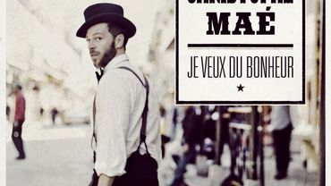 """Le nouvel album de Christophe Maé, """"Je veux du bonheur"""", sort lundi dans les bacs"""