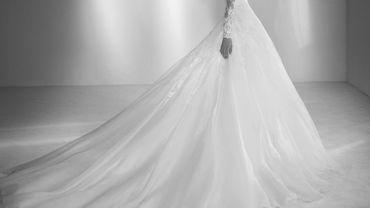 2e368a51f53 Mariage 2018   des robes volumineuses pour réaliser un rêve de petite fille