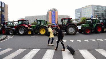 Les agriculteurs comptent rester sur place si les décisions prises sont insatisfaisantes