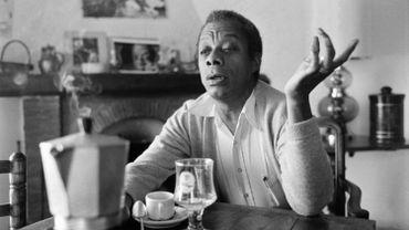 James Baldwin, en France, en 1979