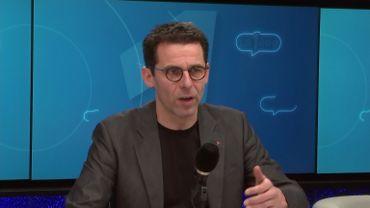 """Jean-Marc Nollet: """"Ce n'est pas notre volonté mais nous sommes prêts en cas de nouvelles élections"""""""