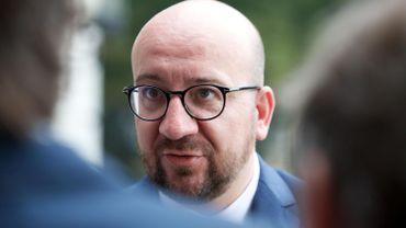 """Explosion à Ansbach: Charles Michel appelle à rester """"unis"""" face aux """"actes de haine"""""""
