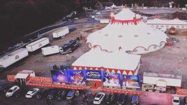 Le 15e Festival du Cirque de Namur aura lieu du 26 octobre au 11 novembre en haut de la Citadelle.