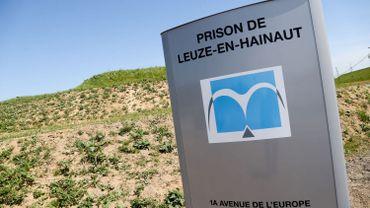 Les premiers détenus sont arrivés à Leuze au début du mois d'août.