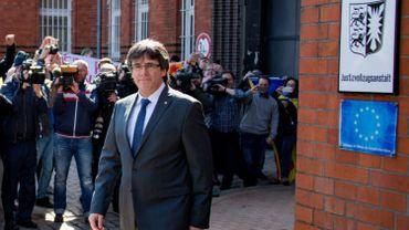 Carles Puigdemont doit se présenter à la police berlinoise toutes les semaines