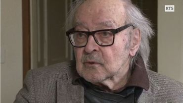 Jean-Luc Godard en interview pour la RTS