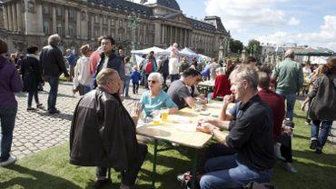 Météo: un dimanche (sans voitures à Bruxelles) sous le soleil: 22 à 26 degrés