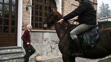 """""""Quand le médecin arrive à cheval, le patient a le sentiment que le médecin a plus de temps à lui consacrer, il se sent gratifié"""""""