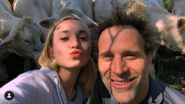 Moment feelgood : la belle complicité de Thomas Jouannet avec sa fille Chloé, dont il est très fier (photos) !